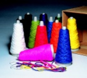 Trait-Tex 60ml Acrylic 4-Ply Double-Weight Yarn Cone Pack 12
