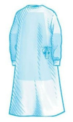 Cardinal Health 9571 Xx-Large Astound Surgical Gowns Fabric-Reinforced Sterile-Back - 18 Per Box