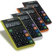 Teledex DH-62X3 3 Pieces - Hybrid Handheld Calculator