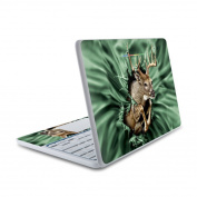DecalGirl HC11-BTDEER HP Chromebook 11 Skin - Break Through Deer