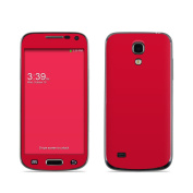 DecalGirl SS4M-SS-RED for for for for for for for for for for Samsung Galaxy S4 Mini Skin - Solid State Red