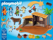 Playmobil 5588 Christmas Nativity Stable with Manger