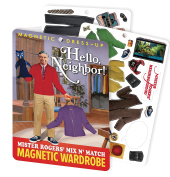 Hello Neighbour! Mister Rogers Mix-and-match Magnetic Dress-up Set