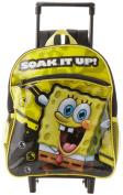 Nickelodeon Boy's Mini SpongeBob Rolling Backpack