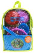 What Kids Want! Teenage Mutant Ninja Turtles Sand Backpack