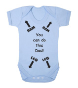 You Can Do This Dad Babygrow