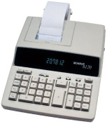 Consumer Electronic Products Monroe 6120 Heavy Duty Desktop Printing Calculator Adding Machine Supply Store