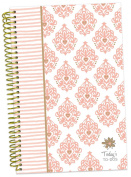 bloom daily planners Bound To-Do List Book - Planning System Tear Off To Do Pads - Daily Planner To Do Pad 15cm x 21cm