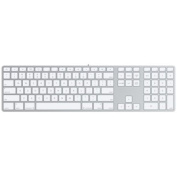 Apple Wired Keyboard with Numeric Keypad Compatible with Mac OS X v.10.6.8 & later Versions
