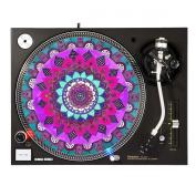 Paint Chakra - DJ Turntable Slipmat