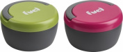 Trudeau Corporation 30408908 240ml Double Wall Glacier Container Assorted Colours