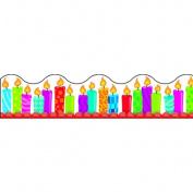 Trend Enterprises Inc. T-92855 Birthday Candles Terrific Trimmers