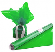 Hygloss Products Inc. HYG71503 Cello Wrap Roll Green