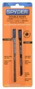 Spyder Products 300015 Double Sided U Shank Jig Saw Combo Set