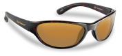 Flying Fisherman 7865TA Key Largo Polarised Sunglasses Tortoise Frames With Amber Lenses