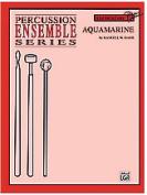 Alfred 00-0257B Aquamarine-Snare Drm Solo Elem Plus Book