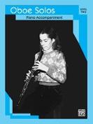 Alfred 00-EL03127 Oboe Solos