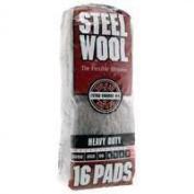 The Homax Group 106607-06 Steelwool Extra Coarse No 4 16 Pack