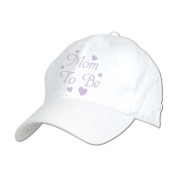 Beistle 60272 Embroidered Mom To Be Cap Pack Of 12