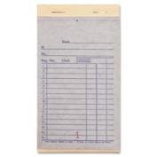 Business Source BSN39556 Sales Book Carbon Back 2-Part 3-13cm - 25cm . x 13cm .50 Set10-PK