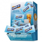 Genuine Joe GJO70471 Sweetener Packets Aspartame 400-BX Blue