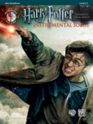 Alfred 00-39217 HARRY POTTER INST SOL-AX-BK & MP3CD