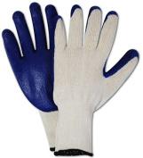 Magid Glove 336TL12 Latex Coated Palm Mens Glove Large - 12 Pack