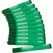 Dixon Ticonderoga 464-52200 522 Green Lumber Crayon
