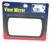 Bell Automotive - Victor Black Visor Mirror 04301-8