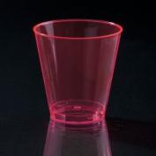 Fineline Settings 402-RD Red 60ml Shot Glass