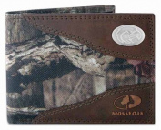 ZeppelinProducts SMS-IWNT1-MOS Southern Miss Passcase Nylon Mossy Oak Wallet