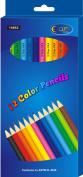 DDI 1285307 Colouring Pencils 12 - count Case Of 72