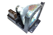 Ereplacements TLPL6-ER Lamp Compatible with Toshiba
