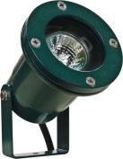 Dabmar Lighting LV108-G Cast Aluminium Directional Spot Light Green