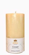 Abba Products 84709 Candle - Covenant 3 x 6 Palm Pillar