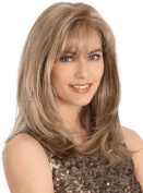 Beauty Smooth Hair Western Fashion Long Kanekalon Light Brown Straight Hair Wig LC28