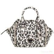 Guess Ashbury Small Satchel VG502905 Arm Candy 24x20x16 cm Leopard