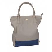 JLO By Jennifer Lopez Fashion Shopper Beige/Blue