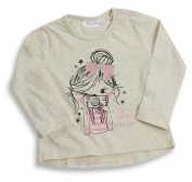 BABYTOWN Baby Girls Long Sleeve Top T-Shirt Cute Printed Designs Cotton Newborn