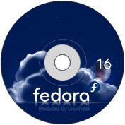 Fedora 16 Linux [32-Bit Live CD] Full Version - Plus Quick-Reference Guide