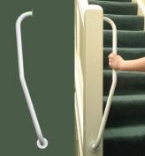 ARC Inc 01745L Newel Handrail v Left Hand 4.4cm Dia 70cm L