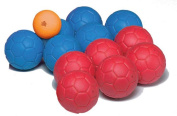 Sportime 6556 Ultimax SoftBocce - Soft Indoor Bocce Ball Set