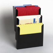 MMF 2712WFBK Add On Pocket For 2713 - Wall File - Black