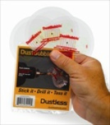 Dustless Technologies D2217 DustBubble Regular - Pack of 500