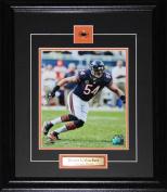Midway Memorabilia Brian Urlacher Chicago Bears 8X10 Frame