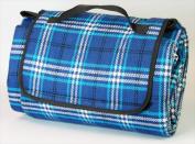 Carefree 907002 Outdoor Blanket Blue