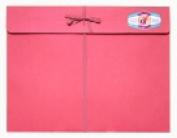 Star Products 20 x 70cm x 5.1cm . Durable Cloth Tie Tape Art Portfolio