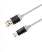 Spark Electronics SPMFIWH Mfi 8 Pin Lightning To USB Sync Cable White