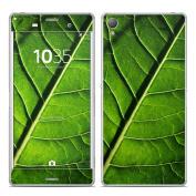 DecalGirl SXZ3-GRNLEAF Sony Xperia Z3 Skin - Green Leaf