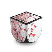 DecalGirl OUYA-tranquilly-PNK OUYA Console Skin - Pink Tranquilly